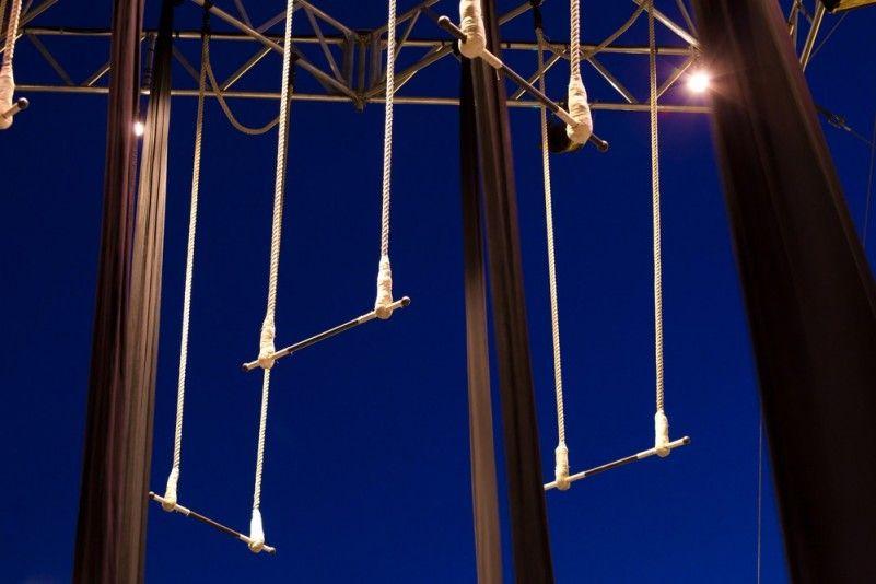 Trapeze types