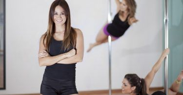 Types of aerial and pole dancing lessons