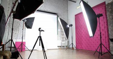 Προετοιμασία για επαγγελματική φωτογράφηση