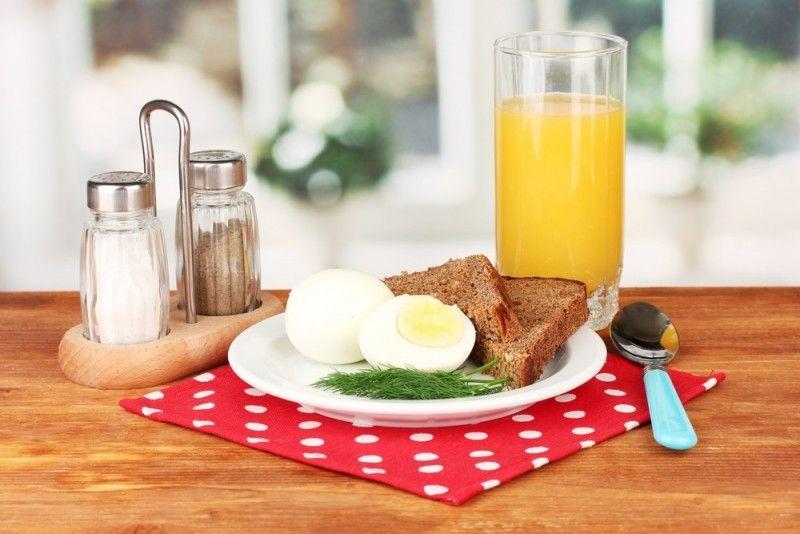 Πρωινό για πρωταθλητές