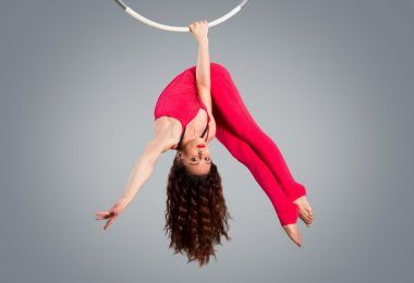 Things to consider before buying aerial hoop for practice at home