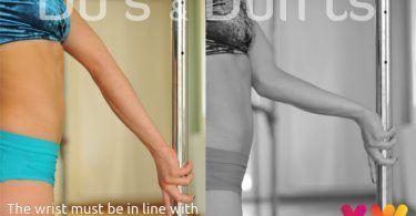 Do's & Don'ts | Θέση του αγκώνα στο split grip