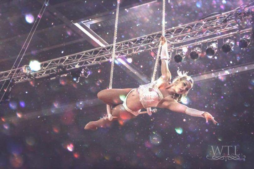 Συνέντευξη με την aerialist Caty Mae