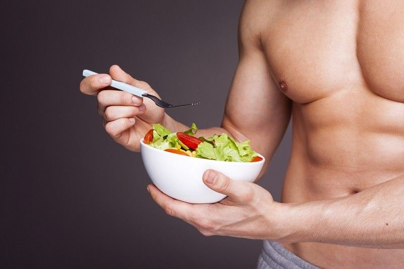Muscle Growth Nutrition