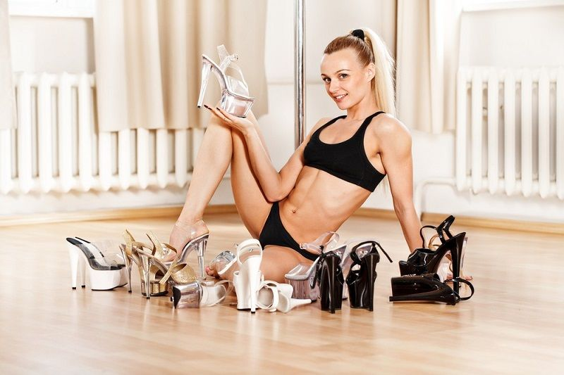 199c93616 Pole Dancing shoes - How they improve your performance