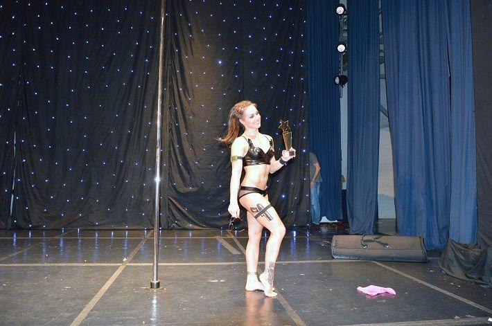 Πρωταθλήτρια Ελλάδος 2016 Kseniia Kochenkova