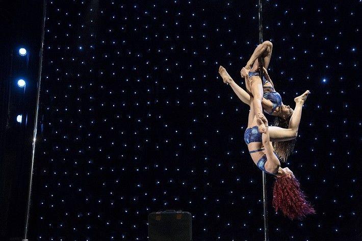 3ο Πανελλήνιο πρωτάθλημα pole dancing
