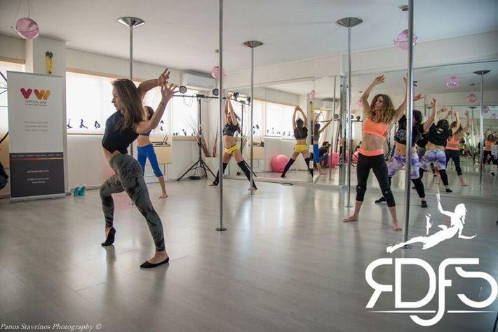 Φωτογραφίες από τα workshops της Daria Chebotova στην Αθήνα