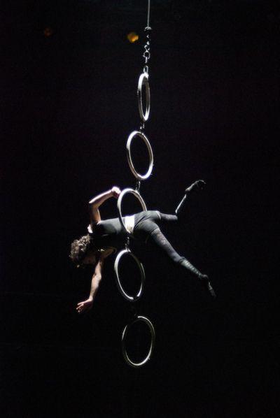 Aerial Rings