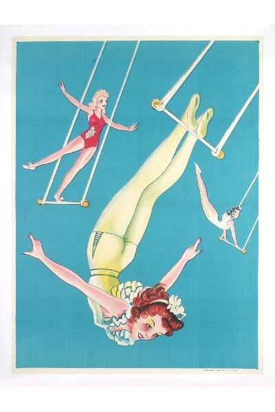 Trapeze Performers