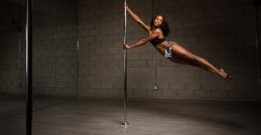 Phoenix Kazree. From Disney Lion King show to Pole Dancing