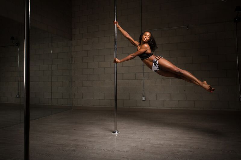 Phoenix Kazree. From Disney Lion King show to Pole Dancing