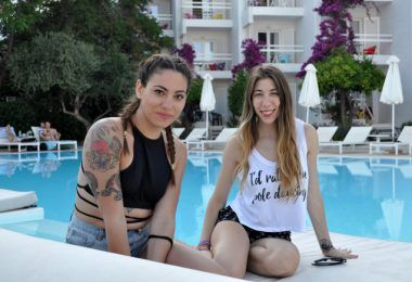 Stay RAD! A day spent with Evridiki Valavani and Amalia Roussou