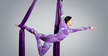 What you shouldn't wear in an Aerial Acrobatics class