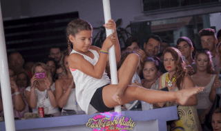 Pole and Aerial activities for kids. The opinions of parents, kids and specialists in the field