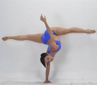"Alessandra Marchetti: ""Start young!""_Εναέρια ακροβατικά και Pole Dance για παιδία"