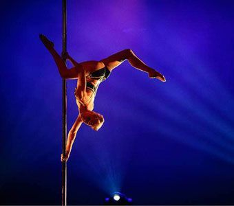 "Heidi Coker: ""Stress on the body like any other sport""_Pole Dance and Aerial activities for kids. The opinions of parents, kids and specialists in the field"