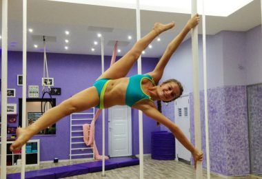 Pole Dance and Aerial activities for kids. The opinions of parents, kids and specialists in the field