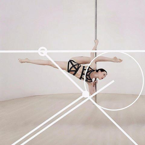 Pole Dance for kids - Polina Syniachenko
