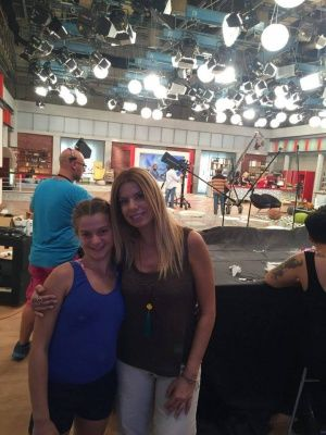 Pole Fitness for kids on TV show