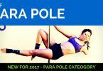 IPSF announced the addition of a Para Pole category