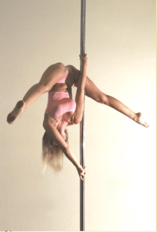 Pole Tricks Handbook by Natasha Williams - The review from Vertical Wise