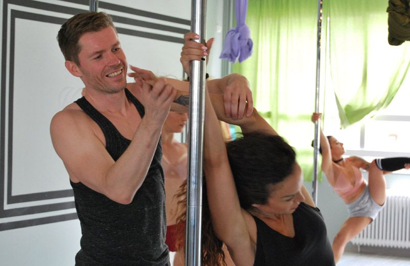 Pole Dance or Pole and Dance? Slava Ruza on an exclusive interview