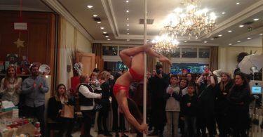 Τα βλέμματα καρφωμένα στο Pole Fitness στο 6ο Women In Action