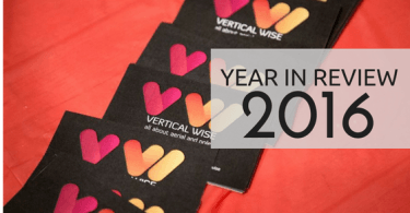 Ανασκόπηση της χρονιάς 2016 - Όσα έκανε το Vertical Wise
