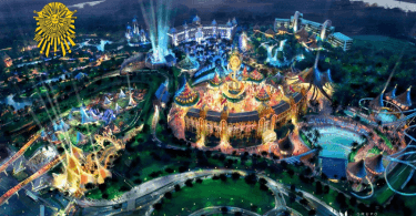 Ποια Disneyland? Το Cirque du Soleil κατασκευάζει θεματικό πάρκο!
