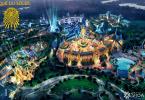 Cirque du Soleil Theme Park looks insane