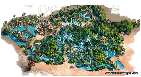 Cirque du Soleil is building a park, and it looks insane