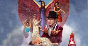 Η Μαγεία των Ονείρων στο Γυάλινο Μουσικό Θέατρο σε σκηνοθεσία Αντώνη Πασβάντη
