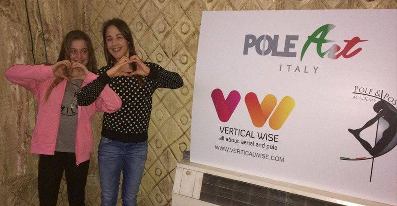 Πρώτη φορά ελληνική παιδική συμμετοχή! H Λυδία Κανελλοπούλου 13 ετών εκπροσώπησε τη χώρα μας στο World Pole Art Championship στην Ιταλία