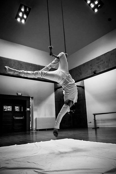My Aerial Love Affair: How Aerial training changed my life