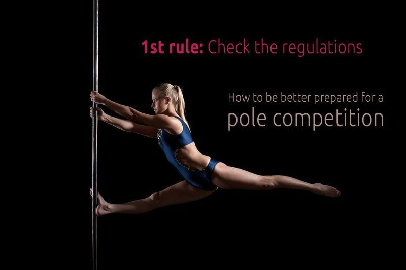 How to be better prepared for a pole competition