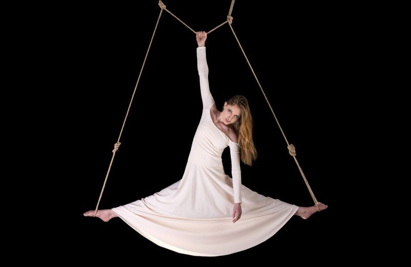 6 ways aerial training will improve your circus skills - Explore the air and test your own strength!