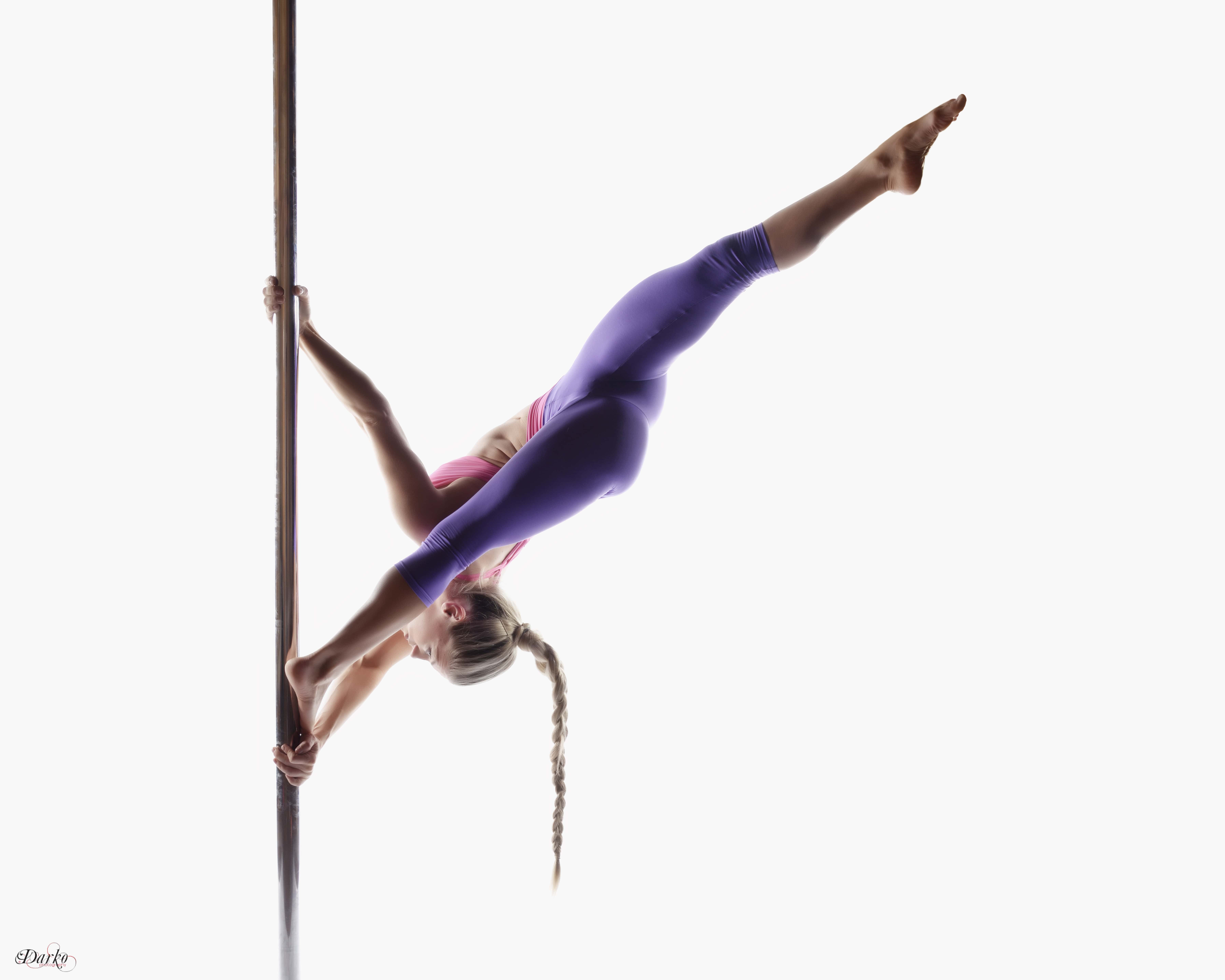 pole dance dragonfly