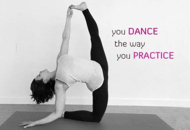You dance the way you practice. Six tips from Holly Ann Jarvis