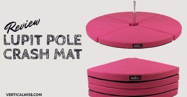 Lupit Pole Crash Mat Review - Προστατευτικά στρώματα για Pole Dancing