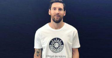 Ο Leo Messi συνεργάζεται με το Cirque du Soleil για τη δημιουργία μιας νέας παράστασης