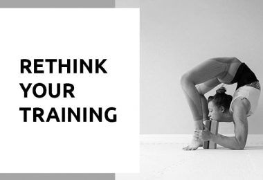 Rethink your training Bendy Anya