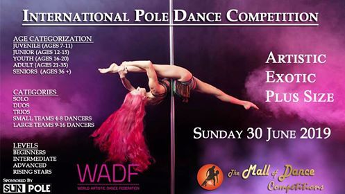 International Pole Dance Competition