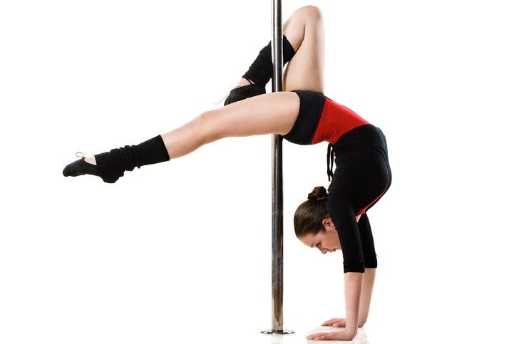 Improving flexibility for Aerial and Pole dancing